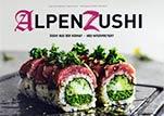 AlpenZushi - Das  Buch