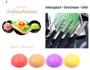 Kompakt Seifenschnitz- Set