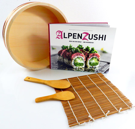 alpenzushi sushi. Black Bedroom Furniture Sets. Home Design Ideas