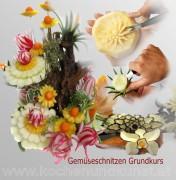 GRUNDKURS Gemüseschnitzen
