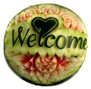 Wassermelone - Welcome