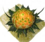 Zuckermelonen Blüte