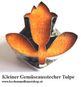 Kleiner Gemüseausstecher Tulpe