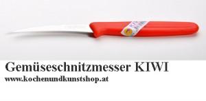 Obst & Gemüseschnitzmesser KIWI  mit großer Klinge