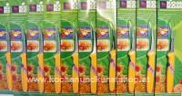 10 Stück Thai Obst & Gemüse Schnitzmesser KOM KOM