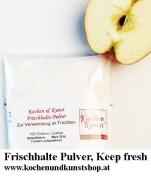 Keep fresh & white - new improved formula